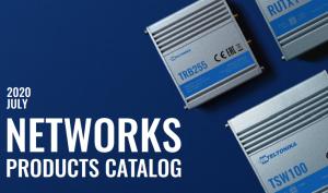Descárgate el nuevo Catálogo de routers de Teltonika Julio 2020